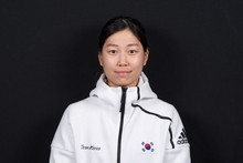 South Korea's Kim Se-hee won the women's individual title on day one of the Modern Pentathlon Asian Championships in Wuhan ©UIPM