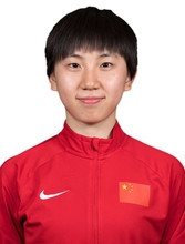 Asian Games champion Mingyu Zhang earned an Olympic quota spot for China ©UIPM