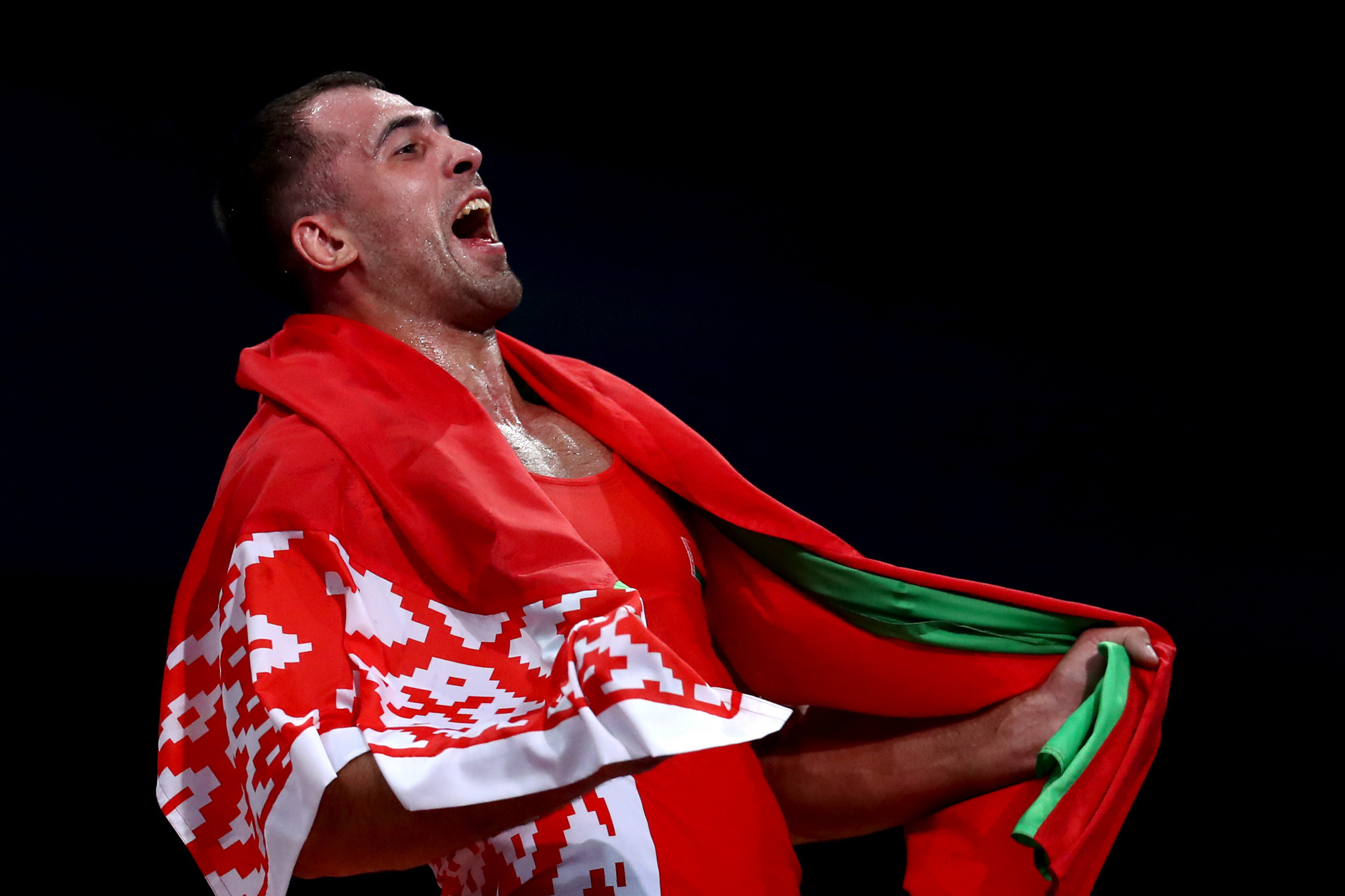 Belarusian wrestler stripped of European Games gold medal for doping