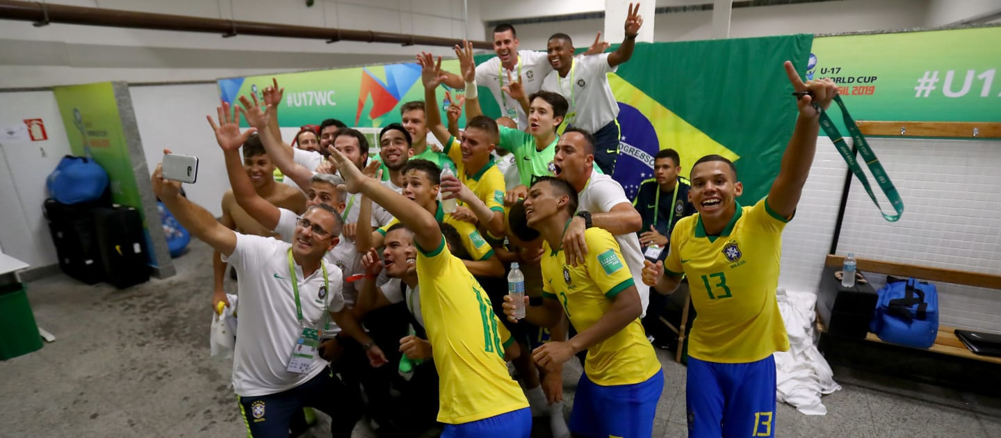 Brazil and France set up mouthwatering FIFA Under-17 World Cup semi-final