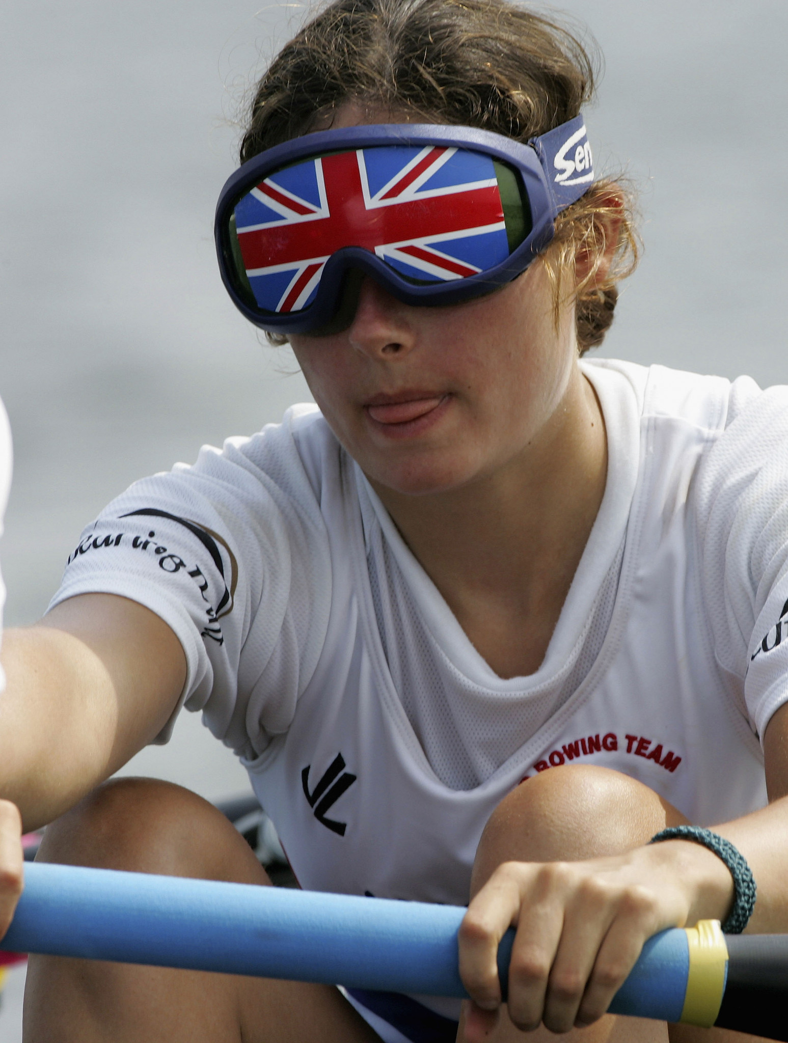 Katie-George Dunlevy originally competed for Britain in rowing ©Getty Images