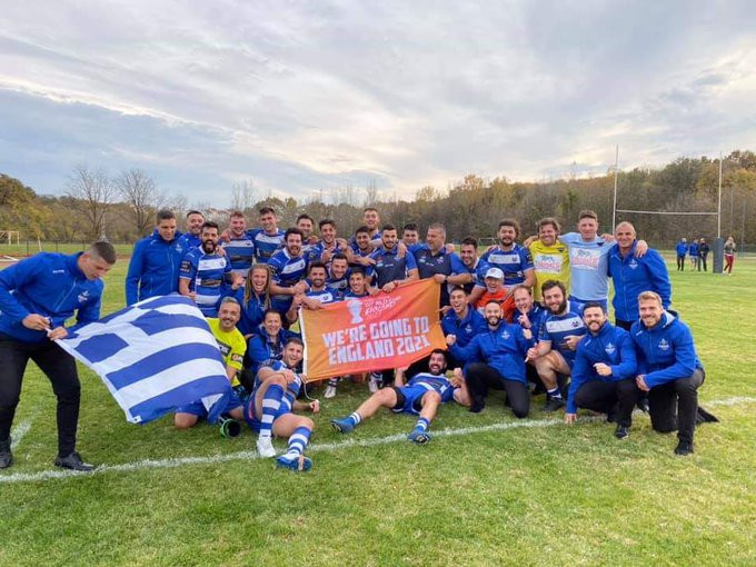 Greece qualify for Rugby League World Cup for first time