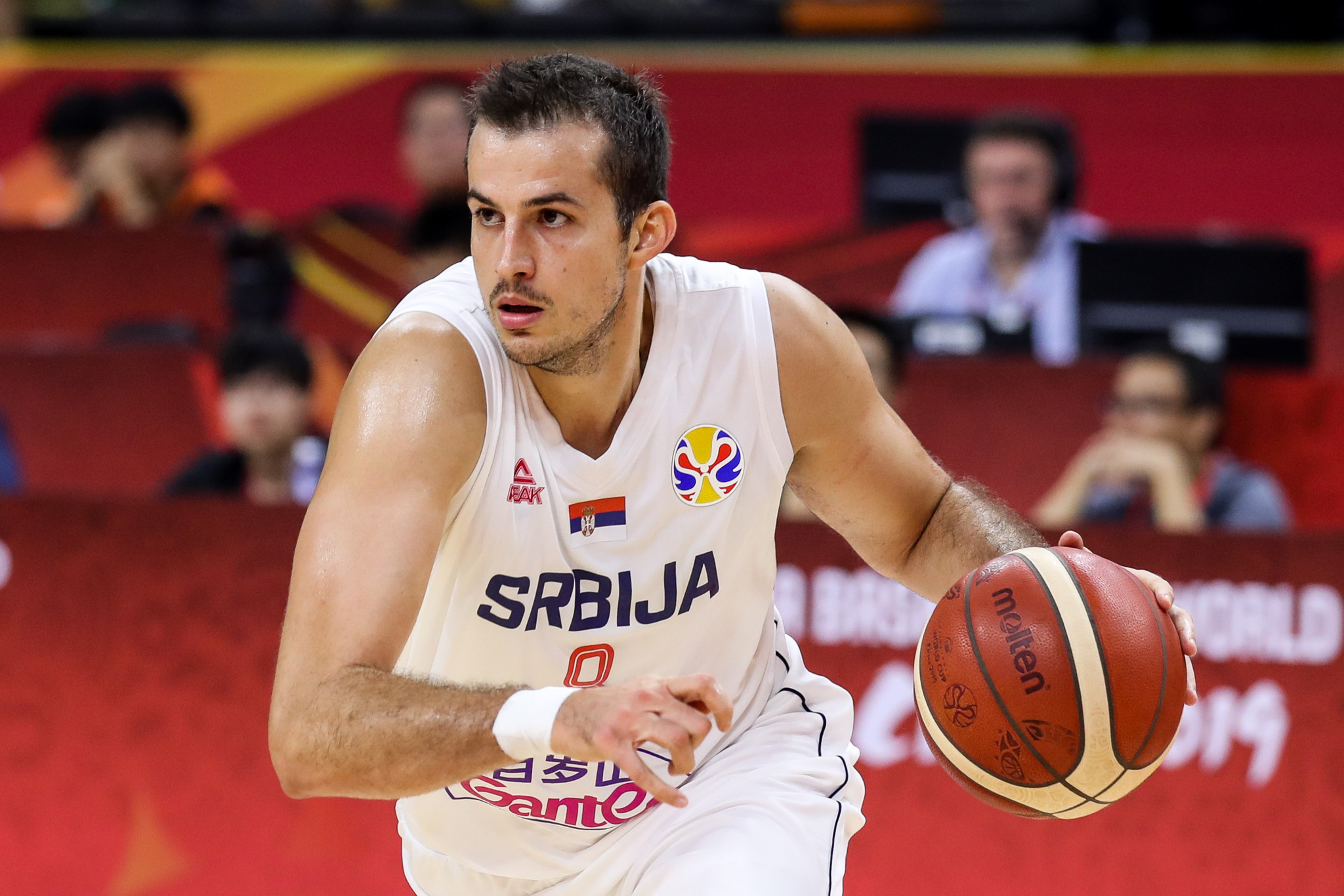 Serbian basketball star Nemanja Bjelica has targeted bouncing back from injury disappointment to finally appear at the Olympic Games ©Getty Images