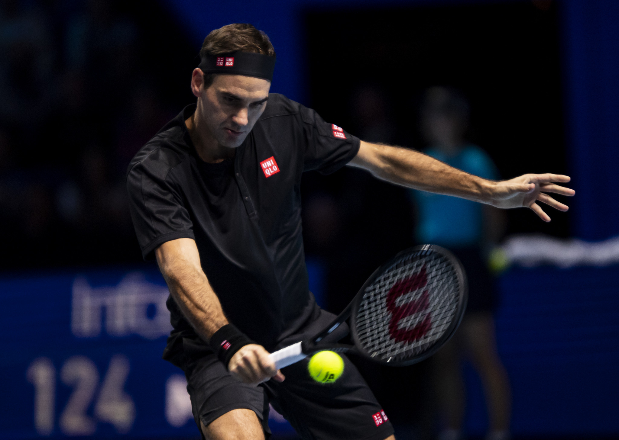 Federer bounces back with win as Thiem stuns Djokovic at ATP Finals