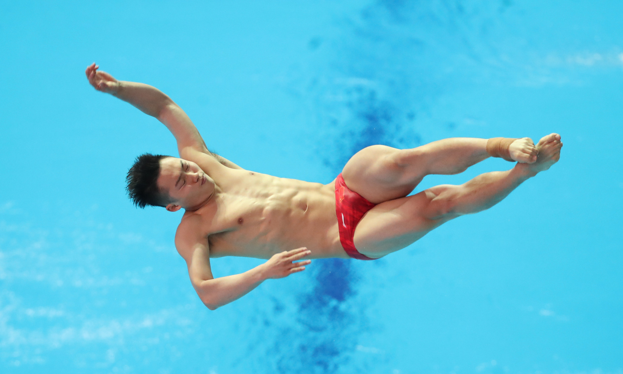 China clean sweep individual events at FINA Diving Grand Prix in Gold Coast