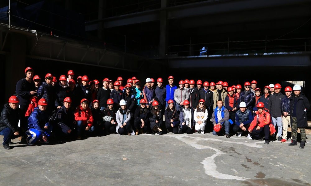 International Bobsleigh and Skeleton Federation hold first Beijing 2022 training course