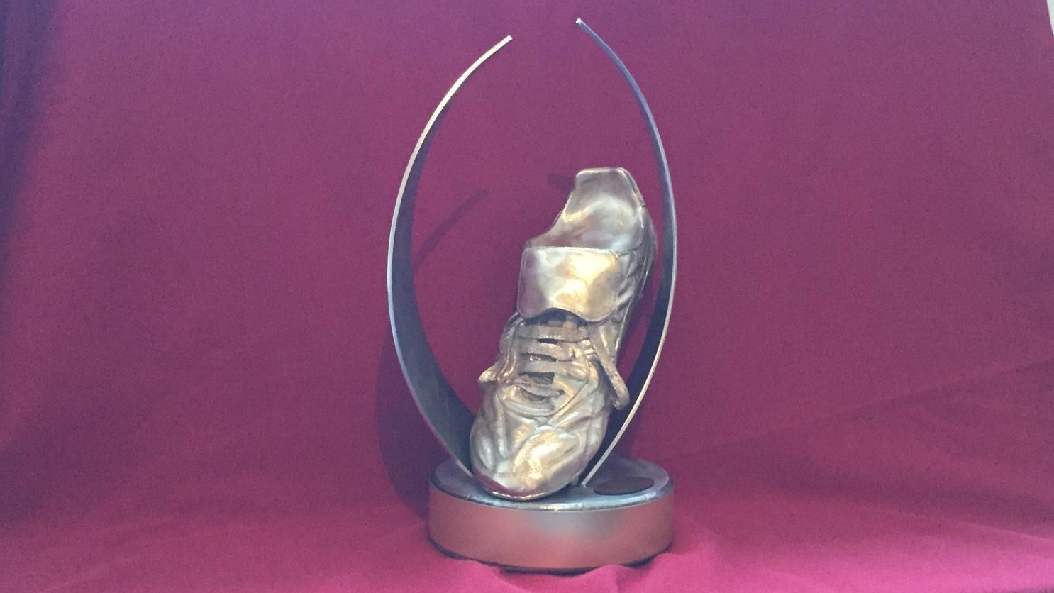 International Rugby League unveil new golden boot trophies