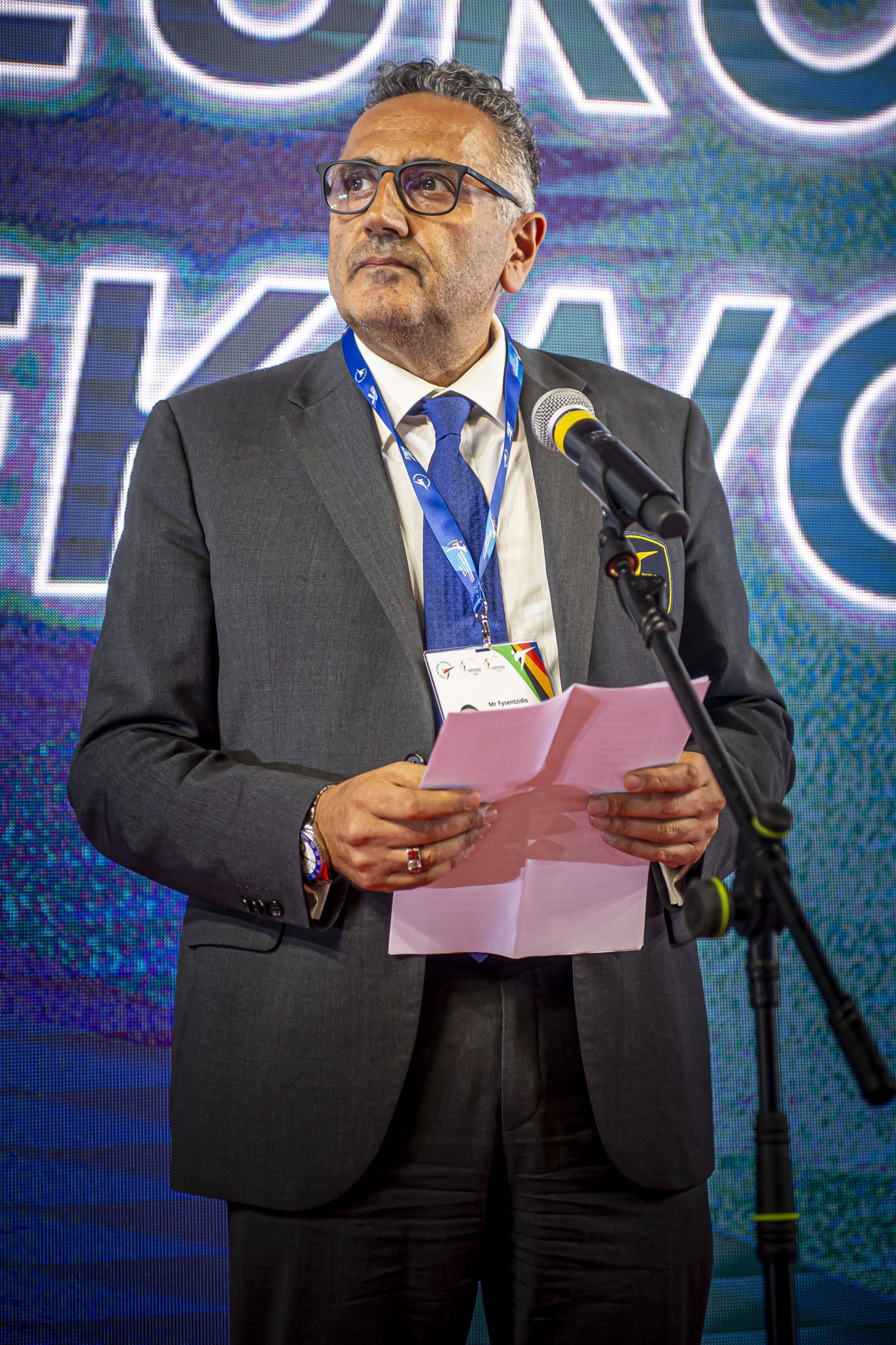WTE secretary general thanks organisers for delivering successful G4 Extra European Taekwondo Championships