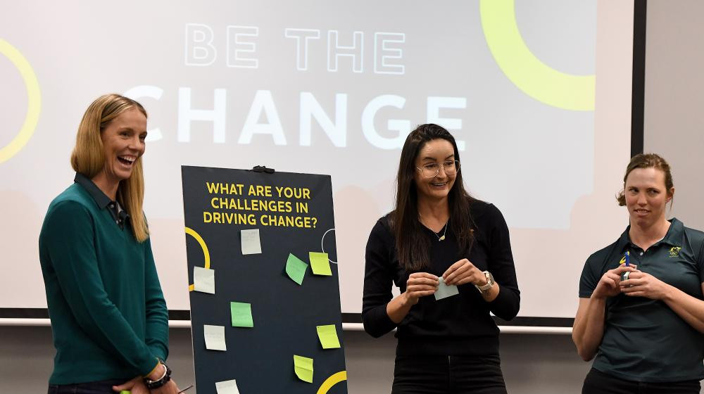 Twenty-six students have been selected to represent their state, territory and school at next month's National Australian Olympic Change-Maker Summit in Canberra ©AOC