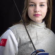 Dutch-born Elke Lale van Achterberg will compete for Turkey in Amsterdam ©IWAS