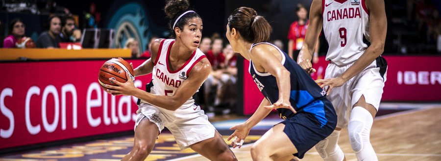 Trio of FIBA Women's Olympic Pre-Qualifying Tournaments set to begin