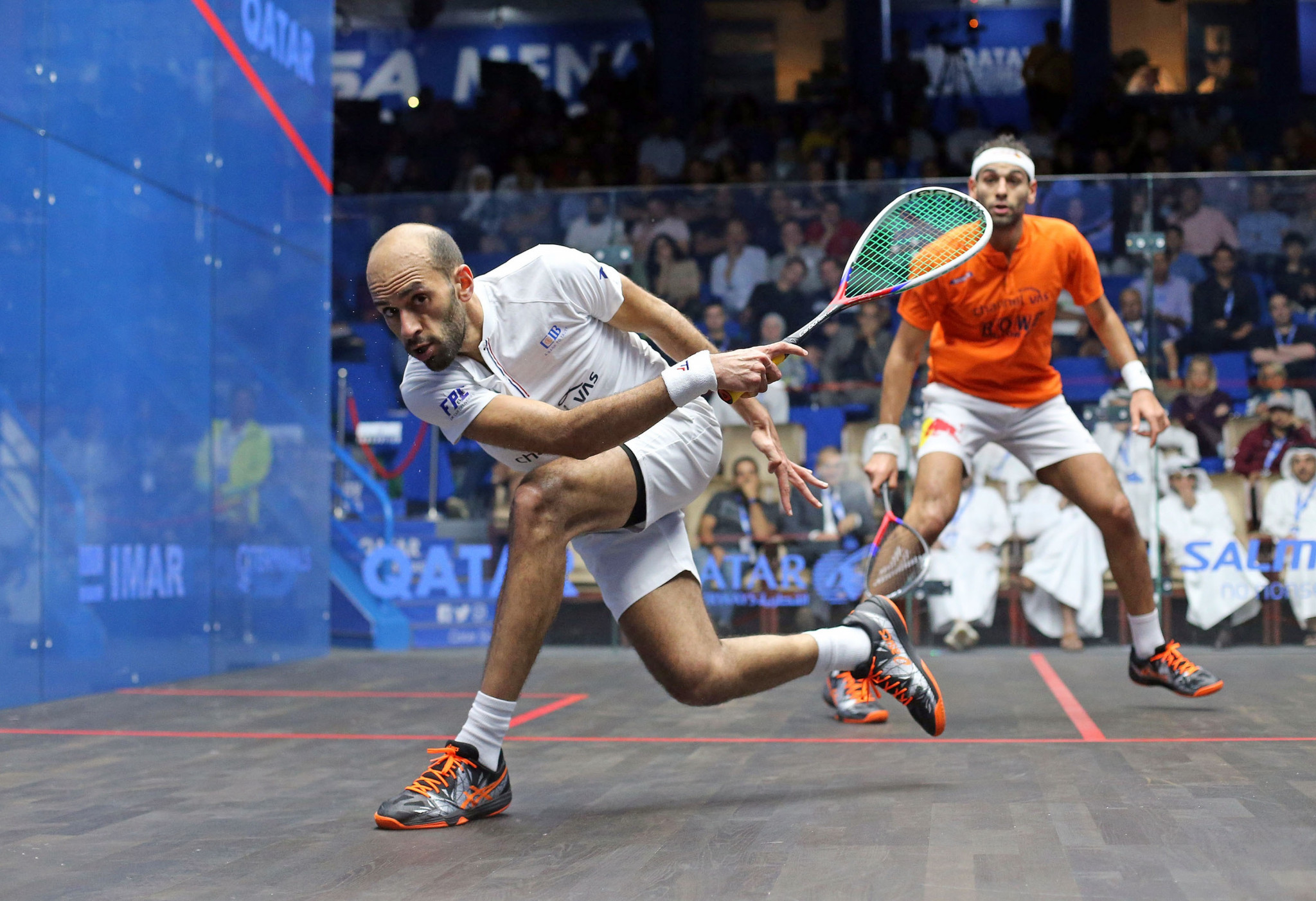 Marwan ElShorbagy stuns brother to reach PSA Men's World Championship semi-finals