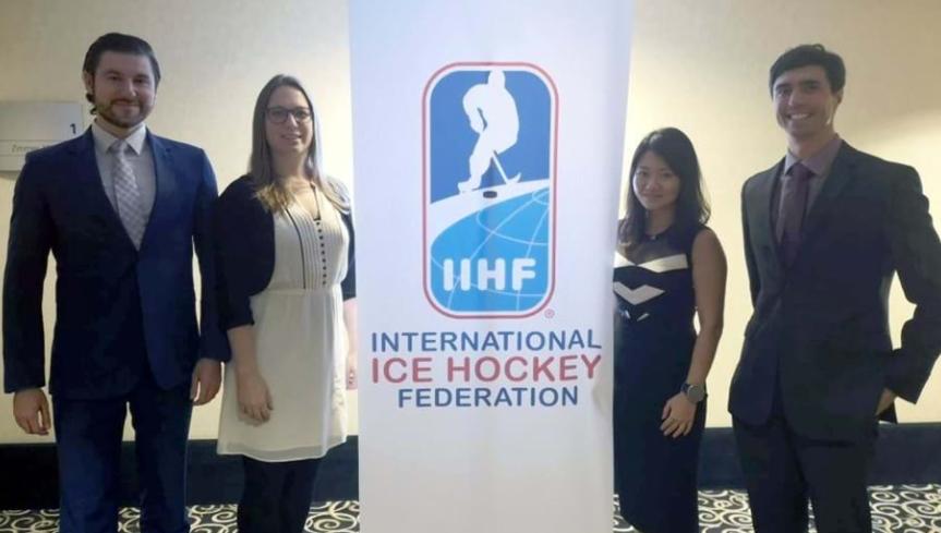The IIHF has brought on board a team of sports lawyers ©IIHF