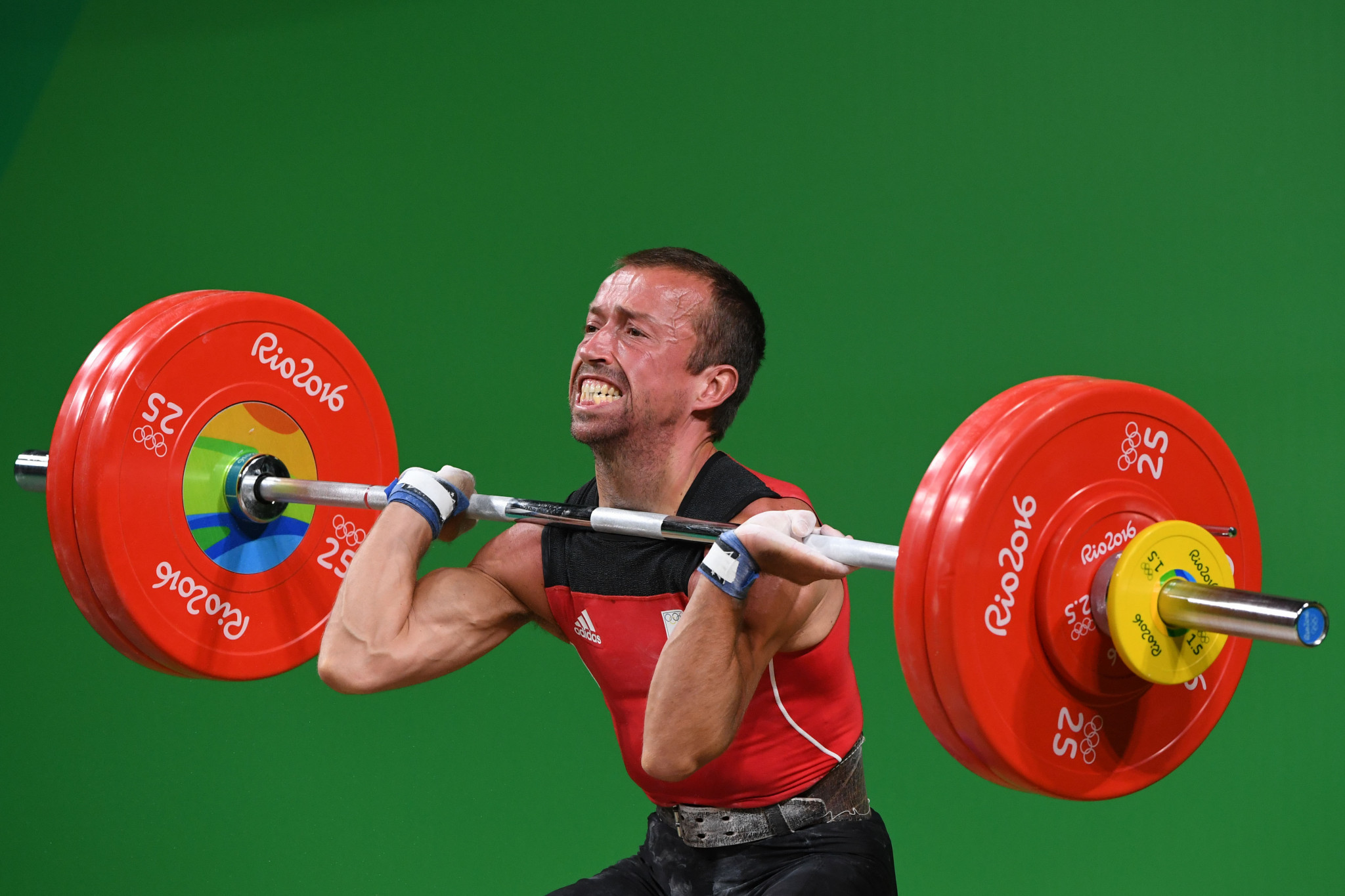 Tom Goegebuer is the athlete representative on the IWF Sport Programme Commission ©Getty Images
