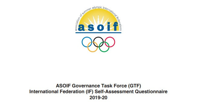 ASOIF begin third governance review of International Federations