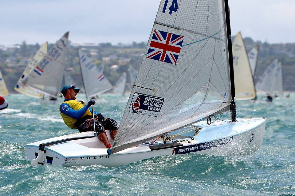 Great Scott secures third Finn Gold Cup with day to spare
