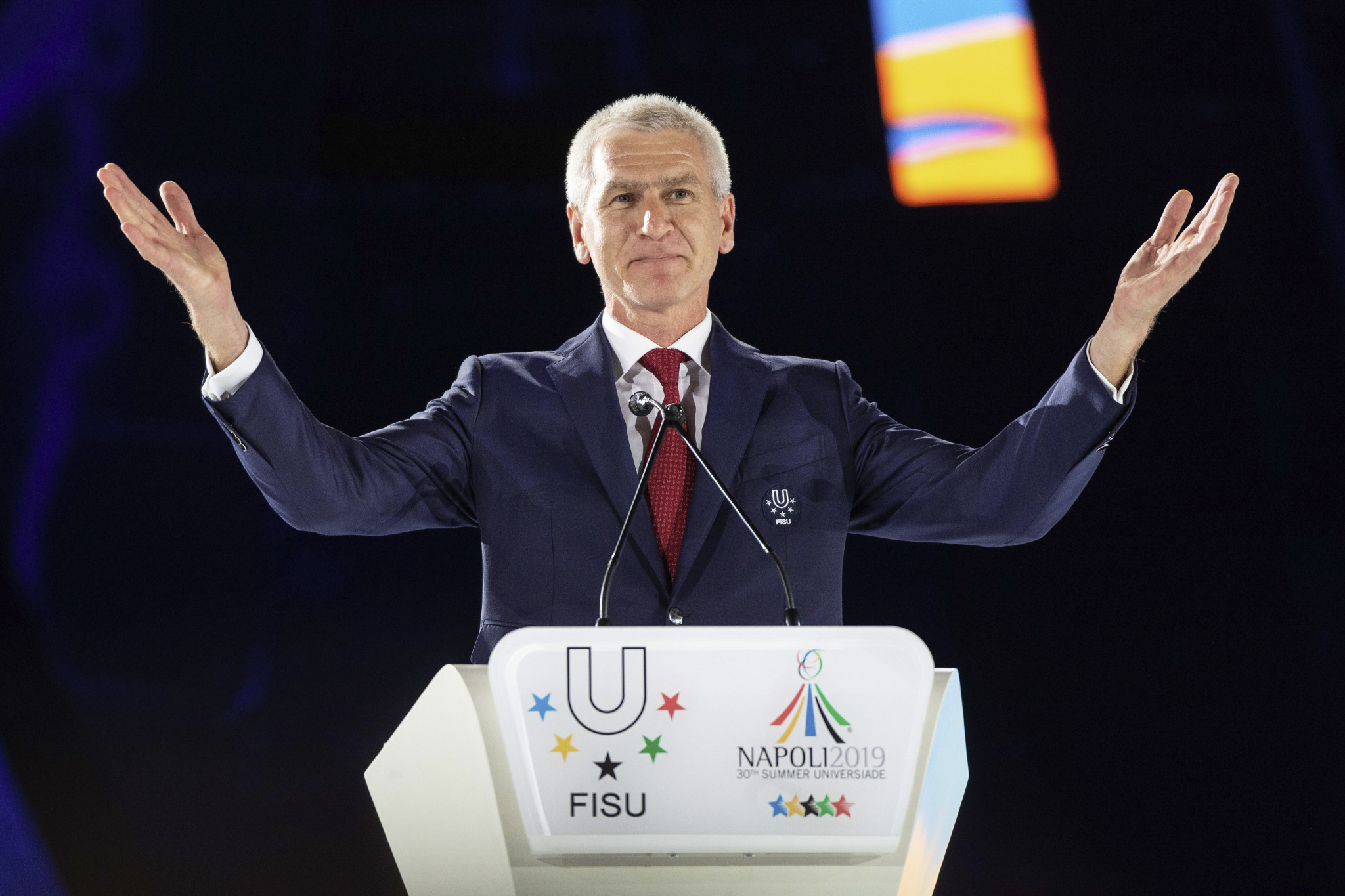 Matytsin poised to secure second term as FISU President