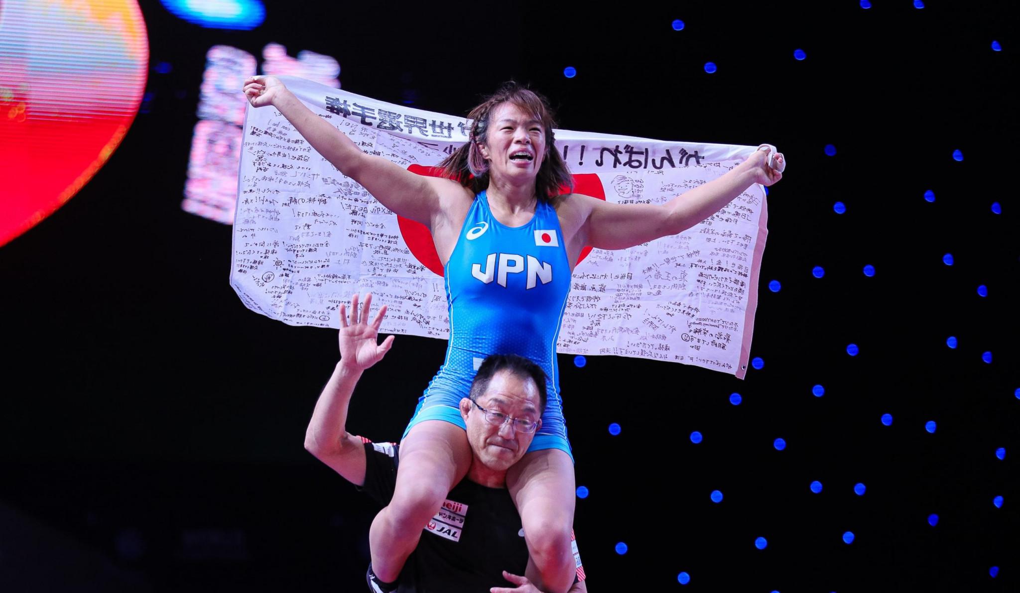 Kawai to headline home UWW Women's World Cup