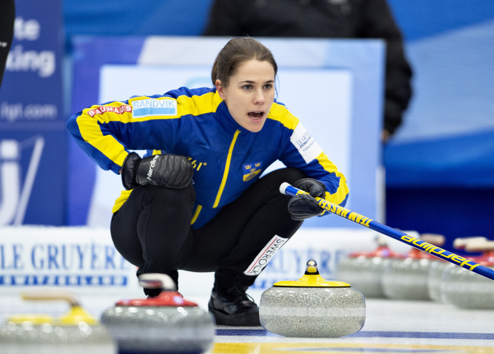 European Curling Championships to begin in Helsingborg