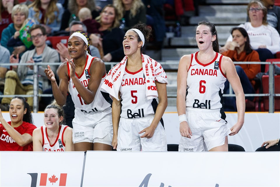 Canada overpower Cuba at FIBA Americas Women's Olympic Pre-Qualifying Tournament