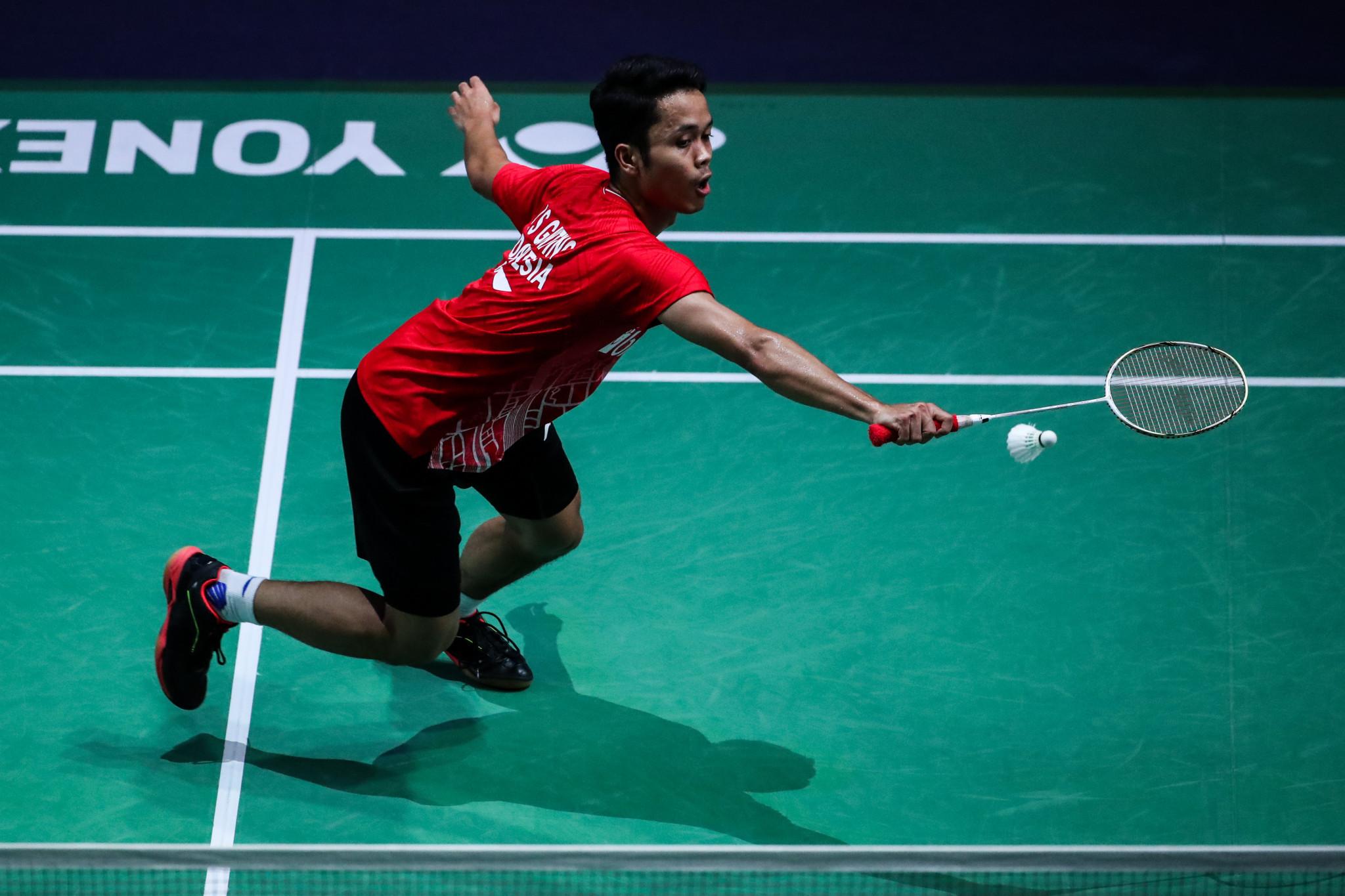 Ginting stuns Chou in BWF Hong Kong Open quarter-final