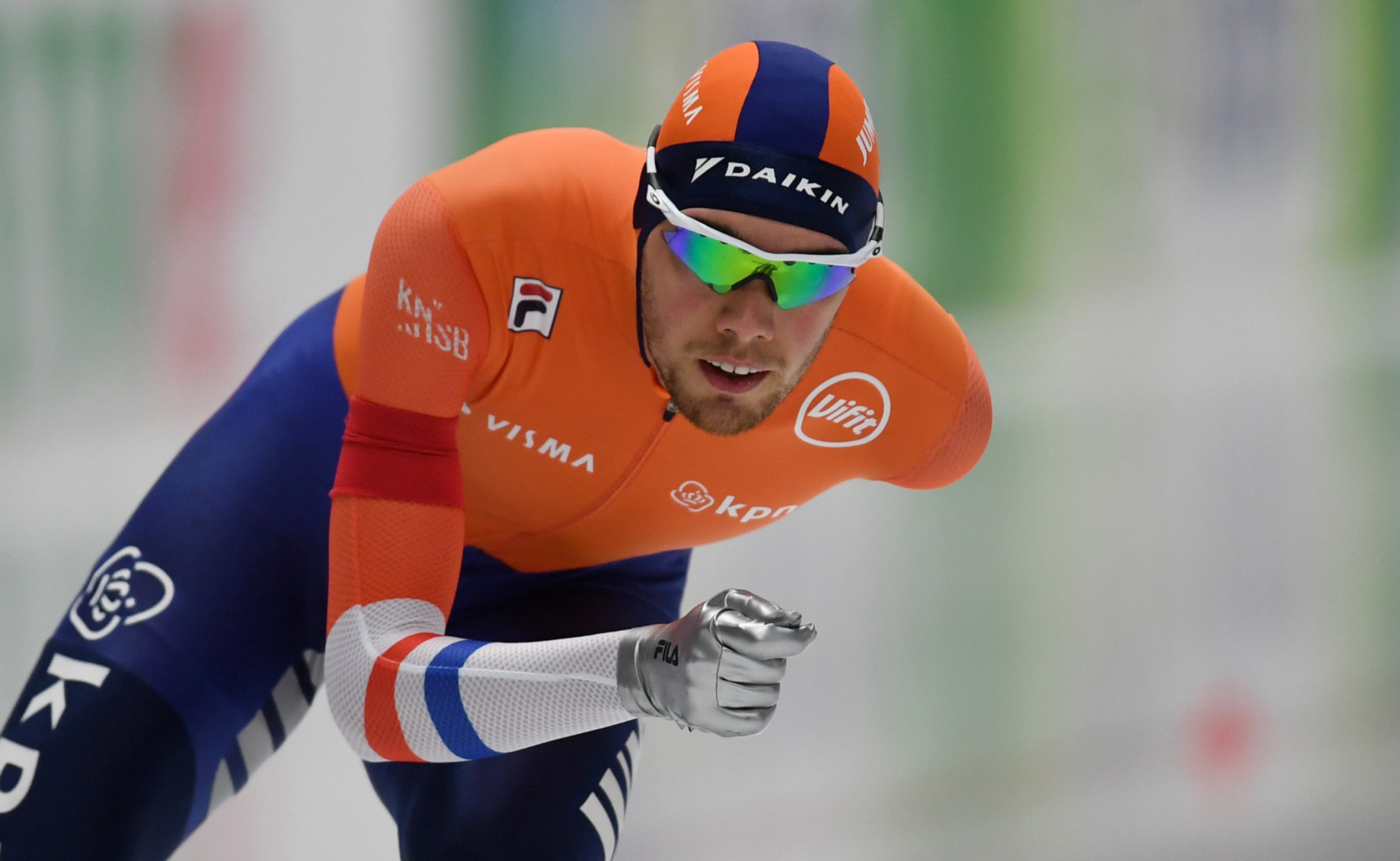 Dutch delight on opening day of ISU Speed Skating World Cup in Minsk