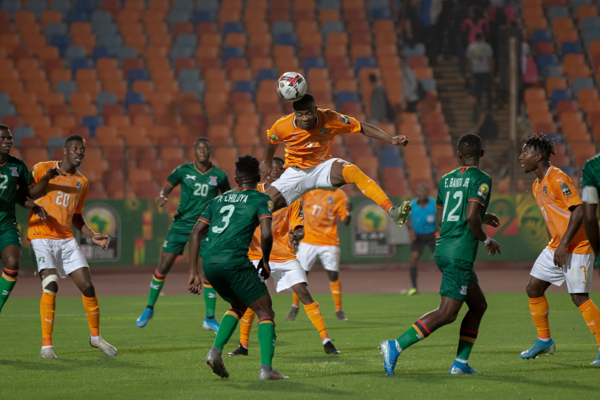 Ivory Coast move closer to qualifying for Olympic football tournament but Rio 2016 bronze medallists Nigeria knocked out