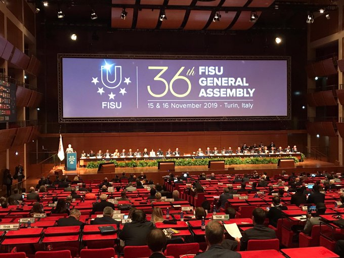 FISU President claims at General Assembly that Universiade future has become more certain