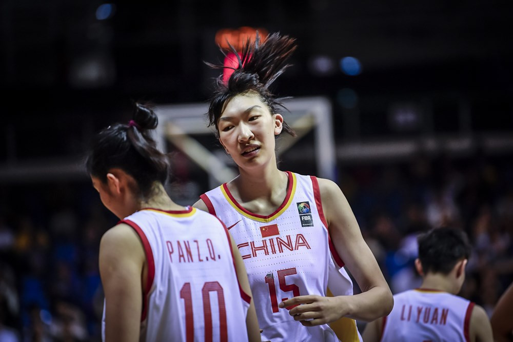 China won 94-71 against New Zealand to get their bid to reach the Tokyo 2020 Olympic Games back on track ©FIBA