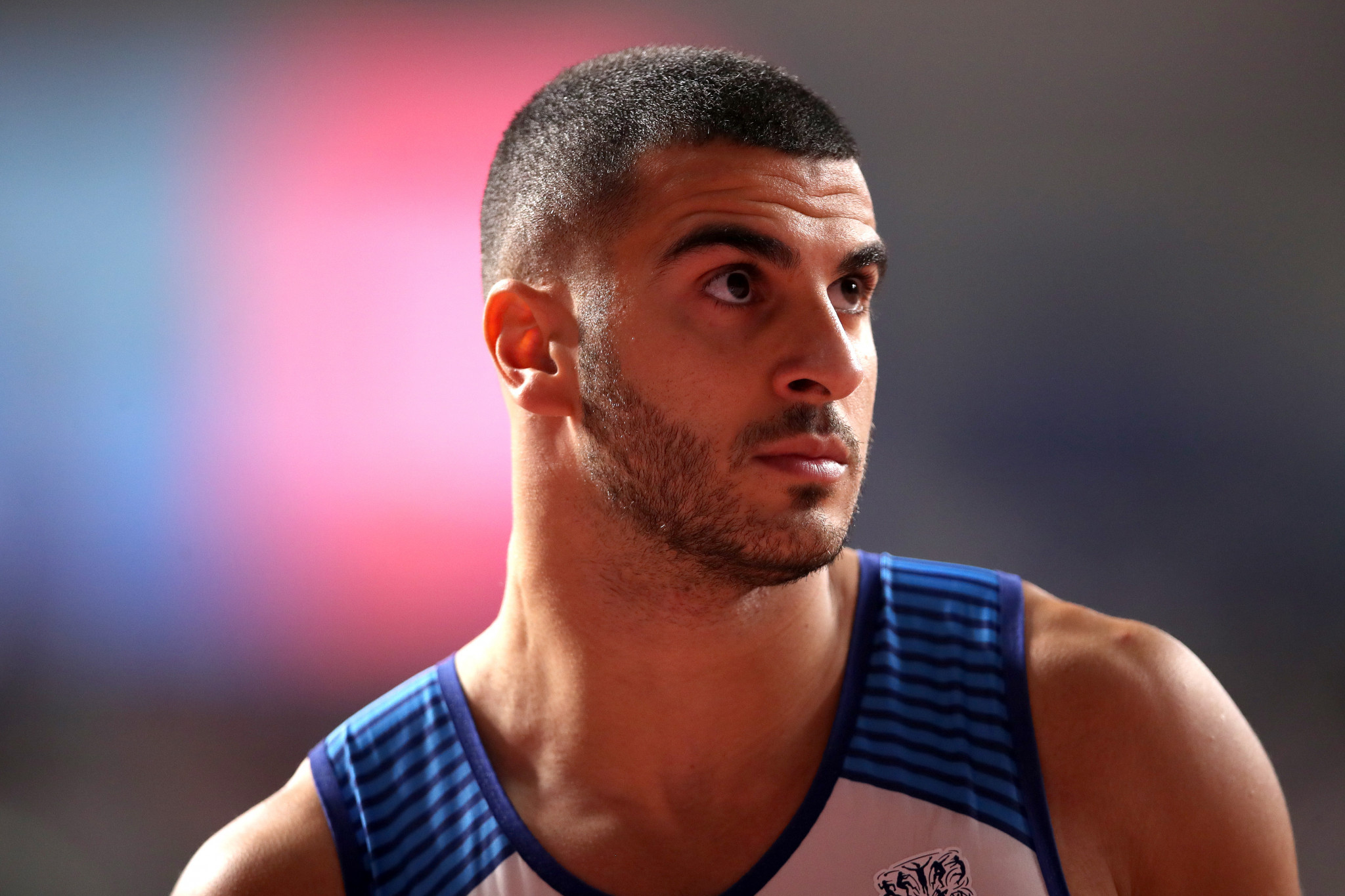 Adam Gemili is leading the group of athletes in challenging the BOA ©Getty Images