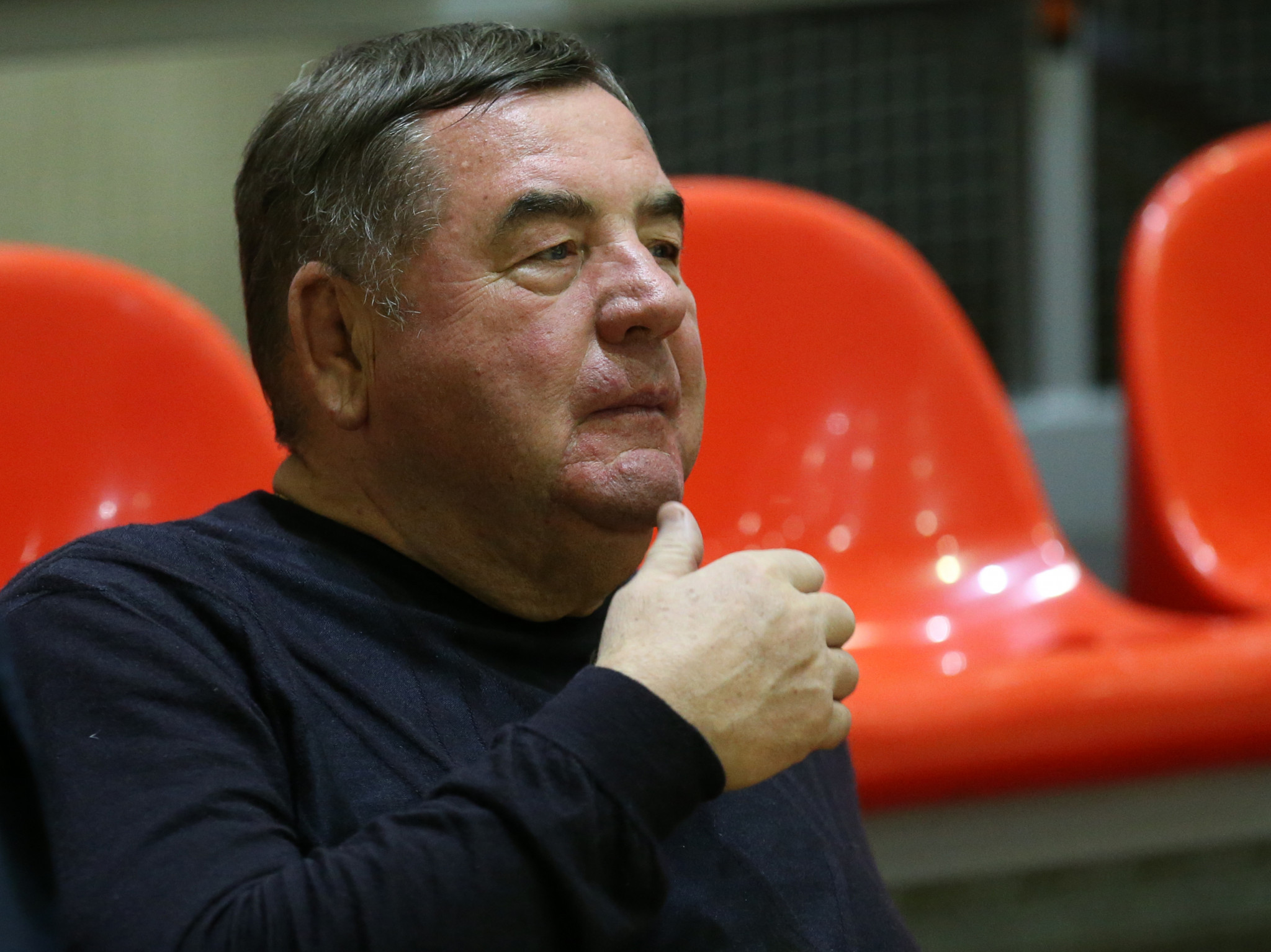 International Sambo Federation President Vasily Shestakov offered his congratulations to the sambo community on the federation's 81st anniversary ©FIAS