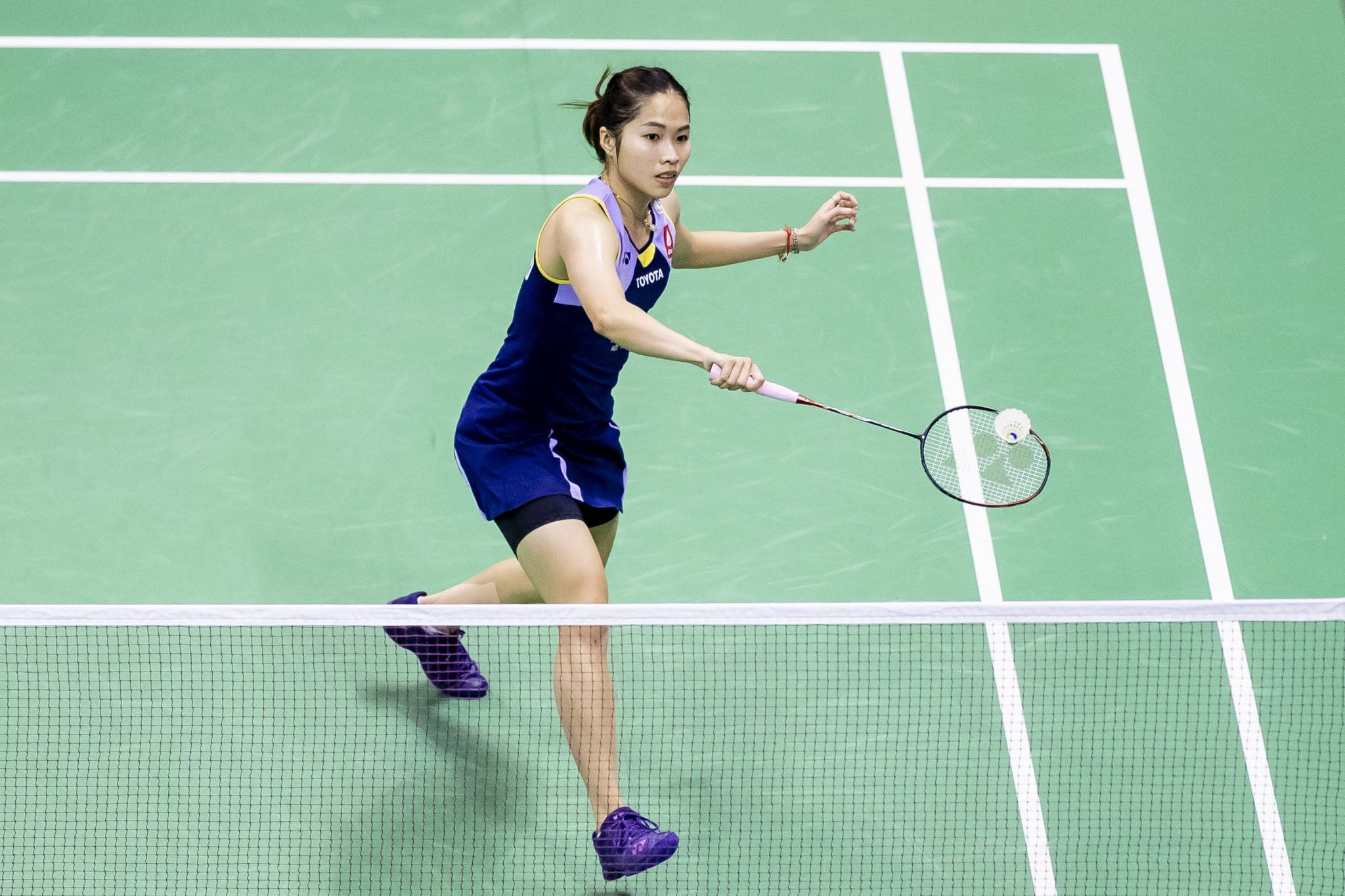 Intanon beats Yamaguchi to reach BWF Hong Kong Open final