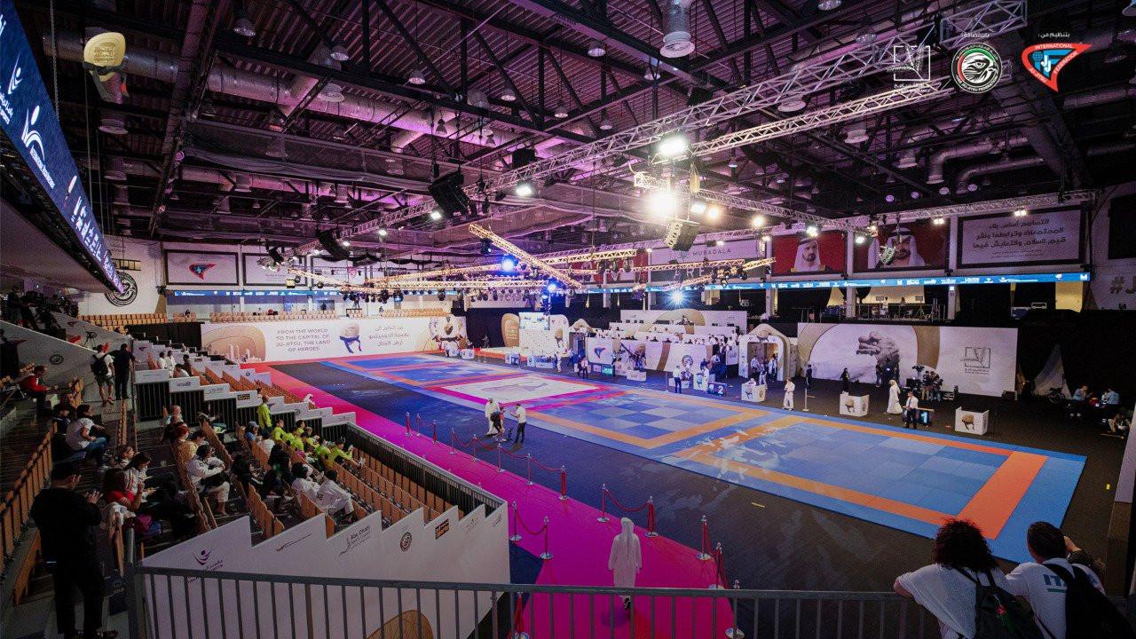 UAE claim nine golds as JJIF World Championships begin in Abu Dhabi