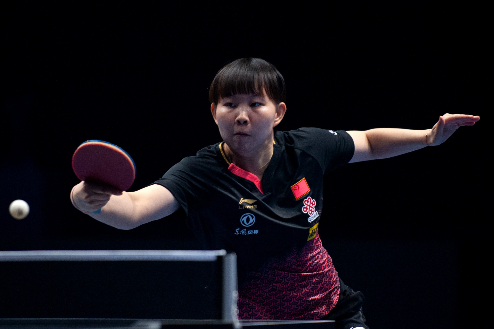 Zhu fights back to reach ITTF Austrian Open semi-final