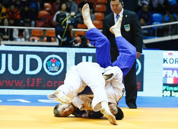 France and South Korea end IJF Grand Prix season with double gold