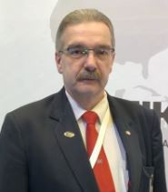 Parage re-elected International Powerlifting Federation President