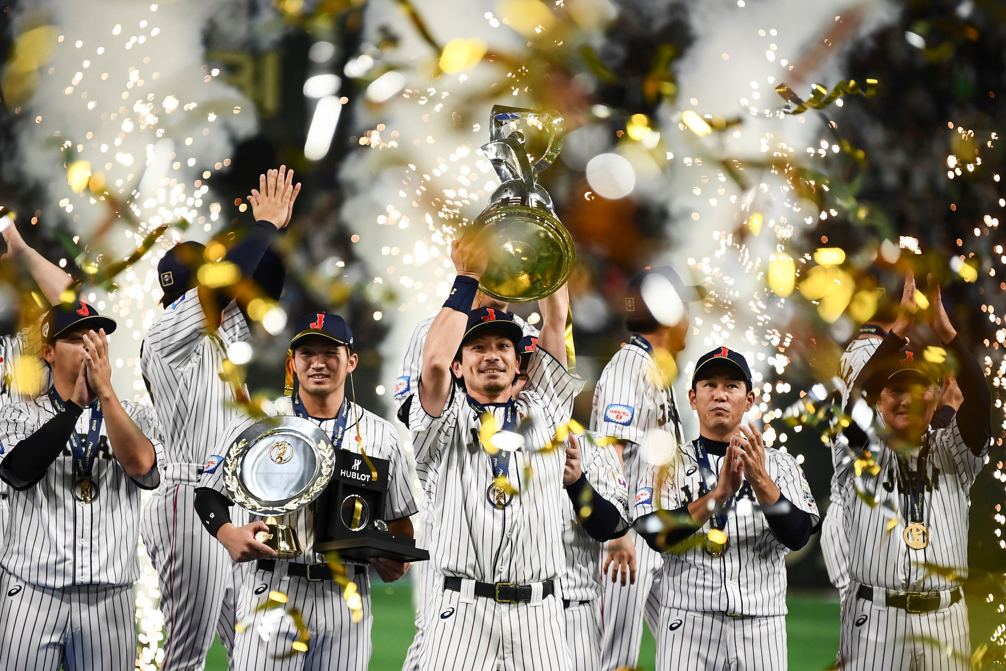 Japan win WBSC Premier12 title as Mexico book Tokyo 2020 spot