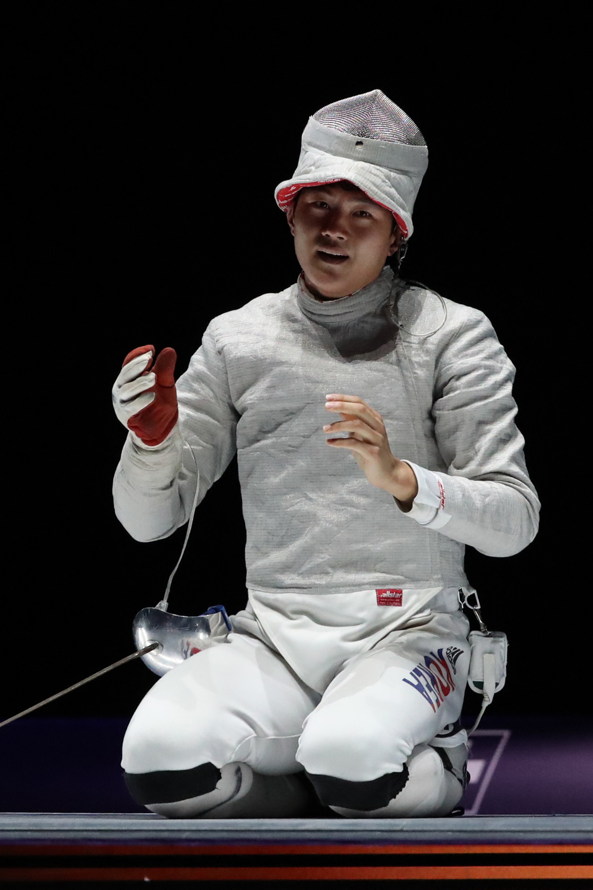 South Korea defeat Hungary to win team event at FIE Men's Sabre World Cup