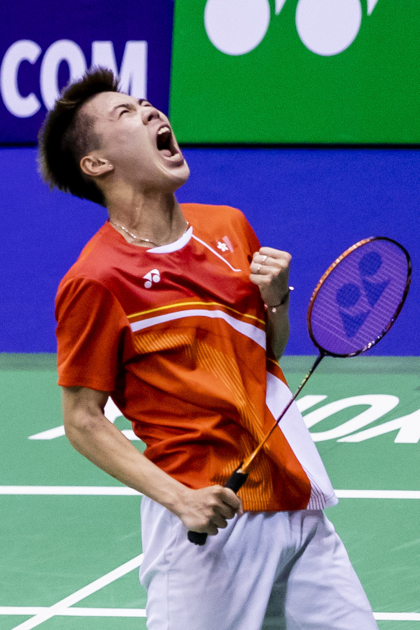 Home hero claims fairytale victory at BWF Hong Kong Open
