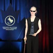 Vancouver 2010 poster girl Forest among seven inductees into Canadian Paralympic Hall of Fame