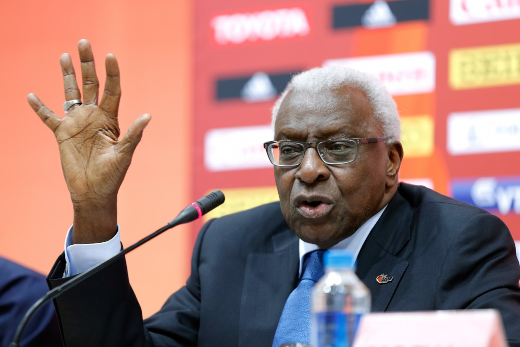 French police upgrade charges against Diack to allow more time for investigation