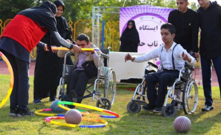 Iran holds National Paralympic Day for 12th time