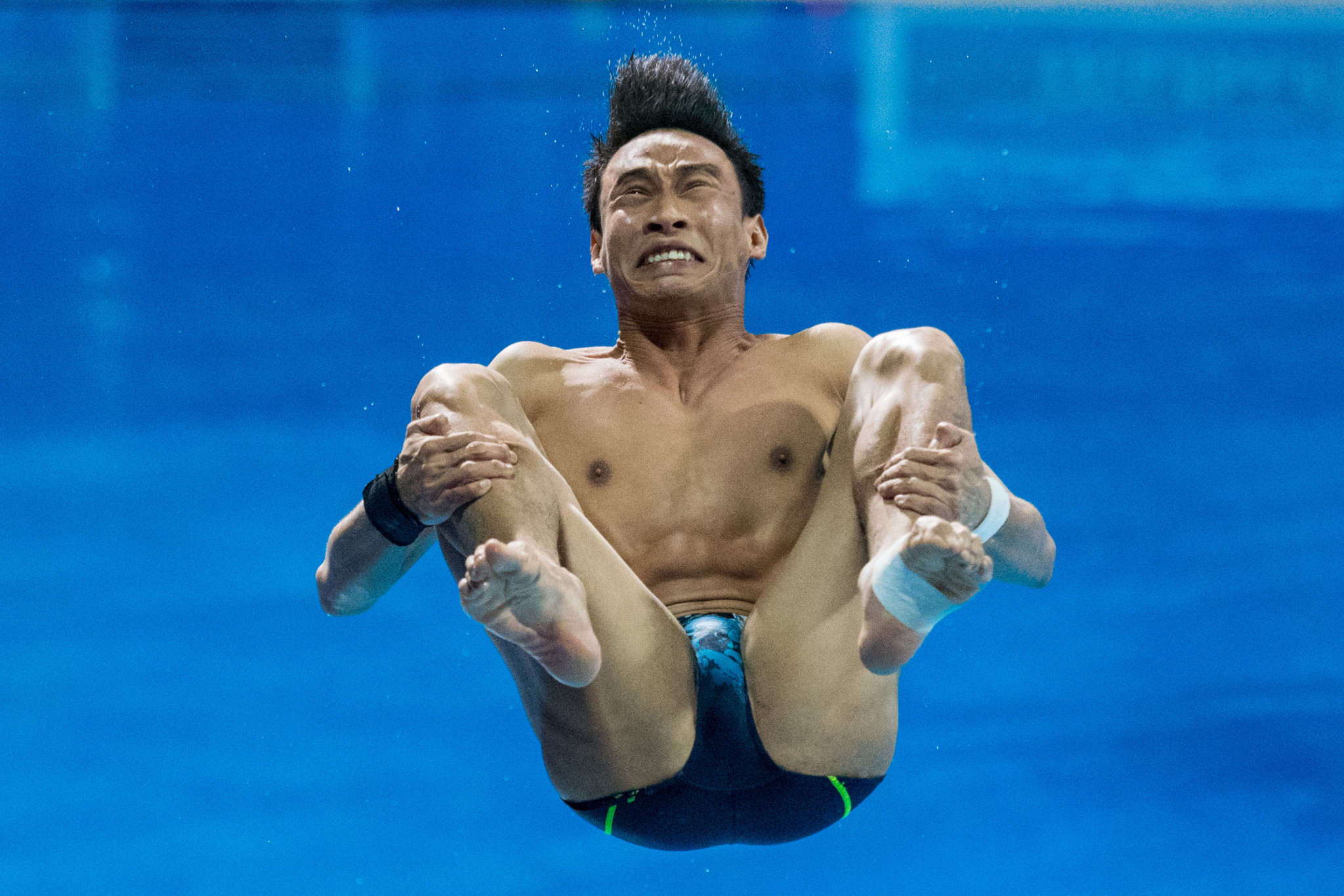 Malaysia clinch third gold medal at FINA Diving Grand Prix in Kuala Lumpur