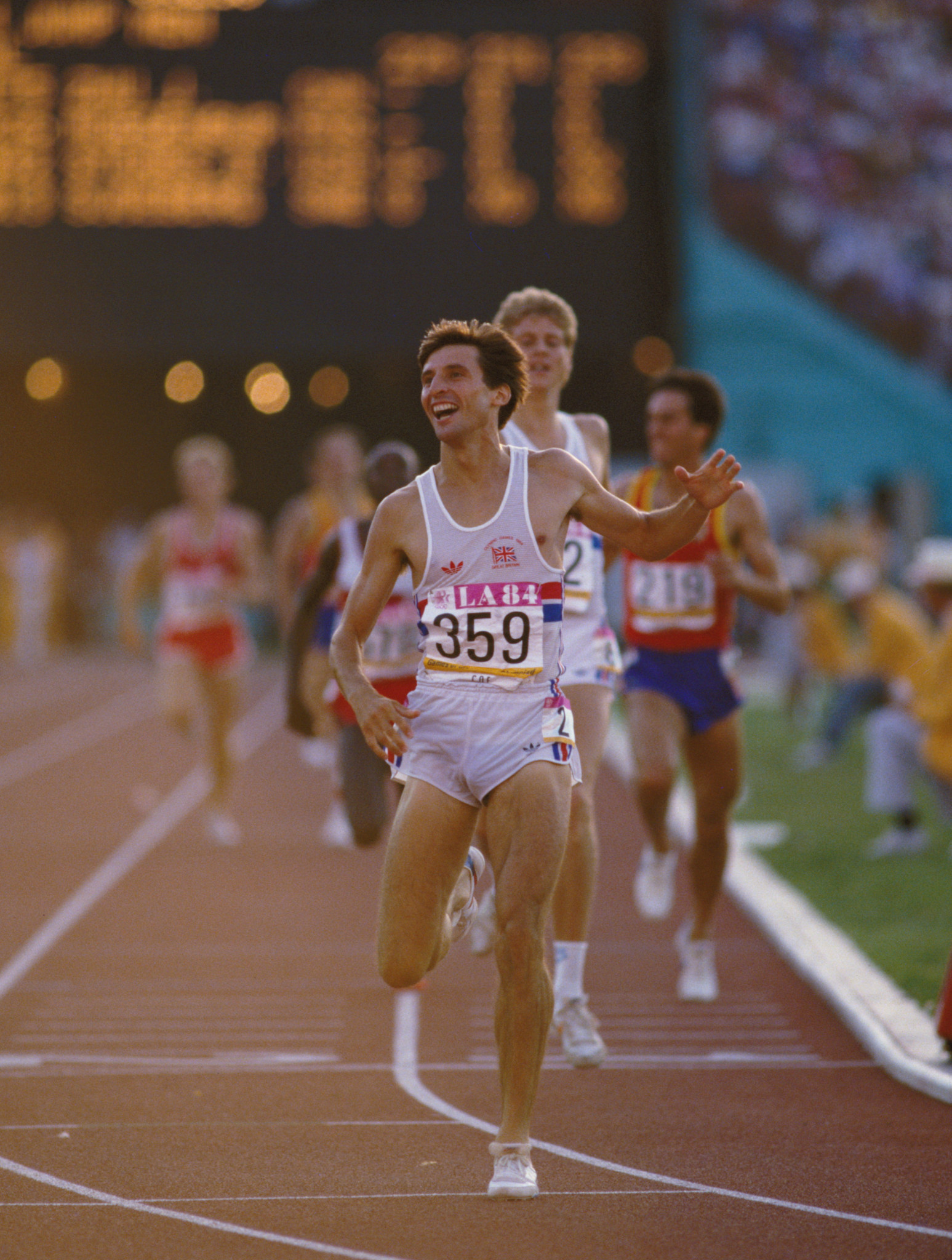 When Christian Taylor meets World Athletics President Sebastian Coe in Monaco this week he will be talking to someone who also has the experience of being a double Olympic champion ©Getty Images