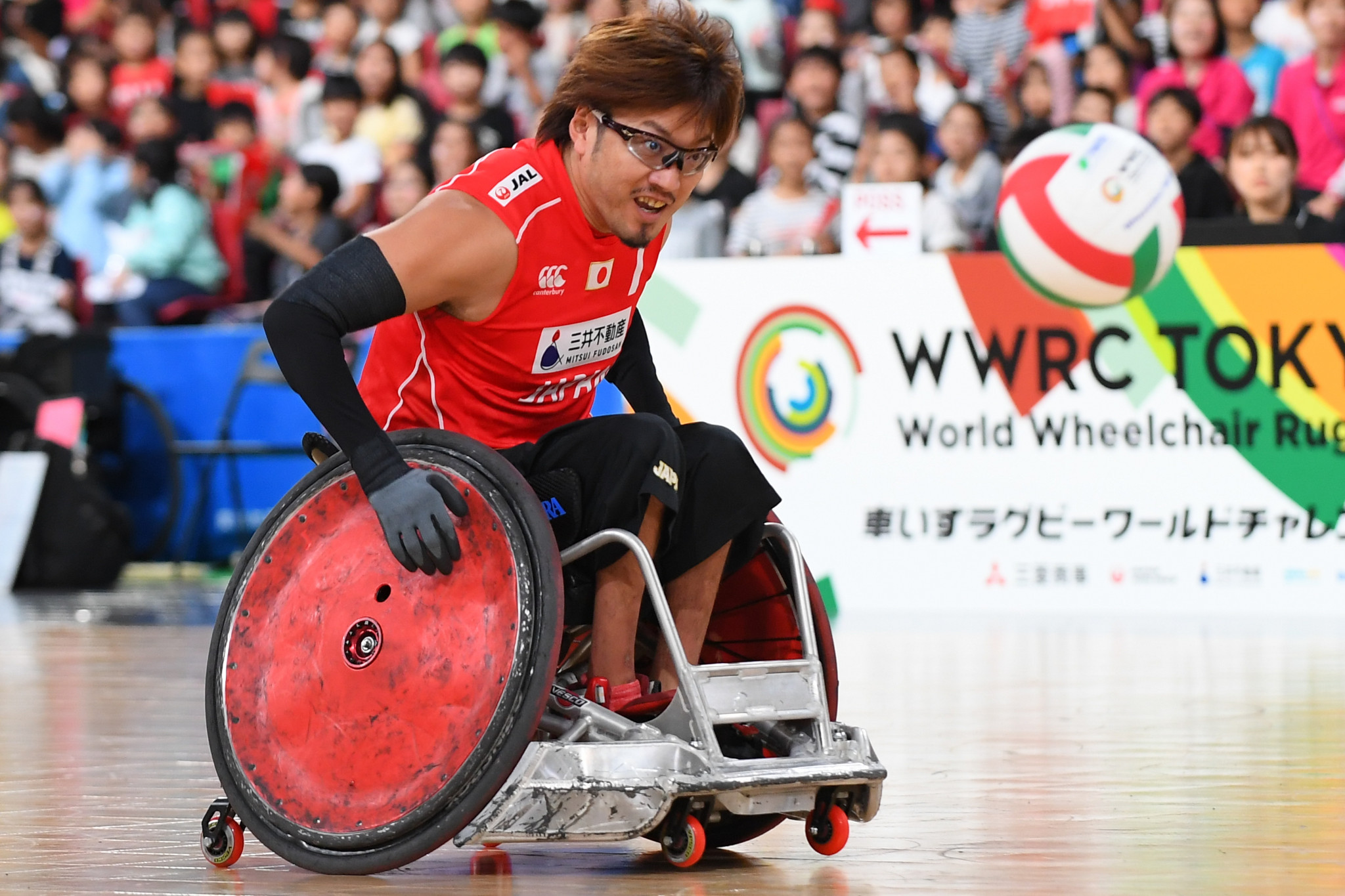 Training venue for both Olympians and Paralympians up and running in Tokyo