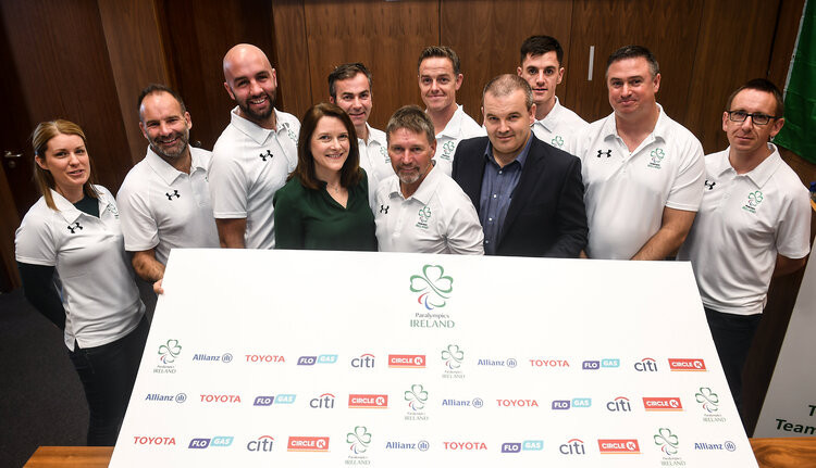 Paralympics Ireland has also announced a formal agreement with the Sport Ireland Institute that will see both organisations work together in partnership to support the Para-athletes on their journey to Tokyo 2020 ©Paralympics Ireland