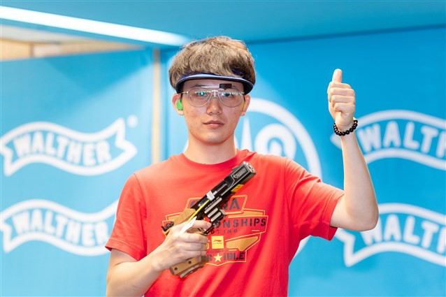 Lin bids for home success at ISSF World Cup Final for rifle and pistol