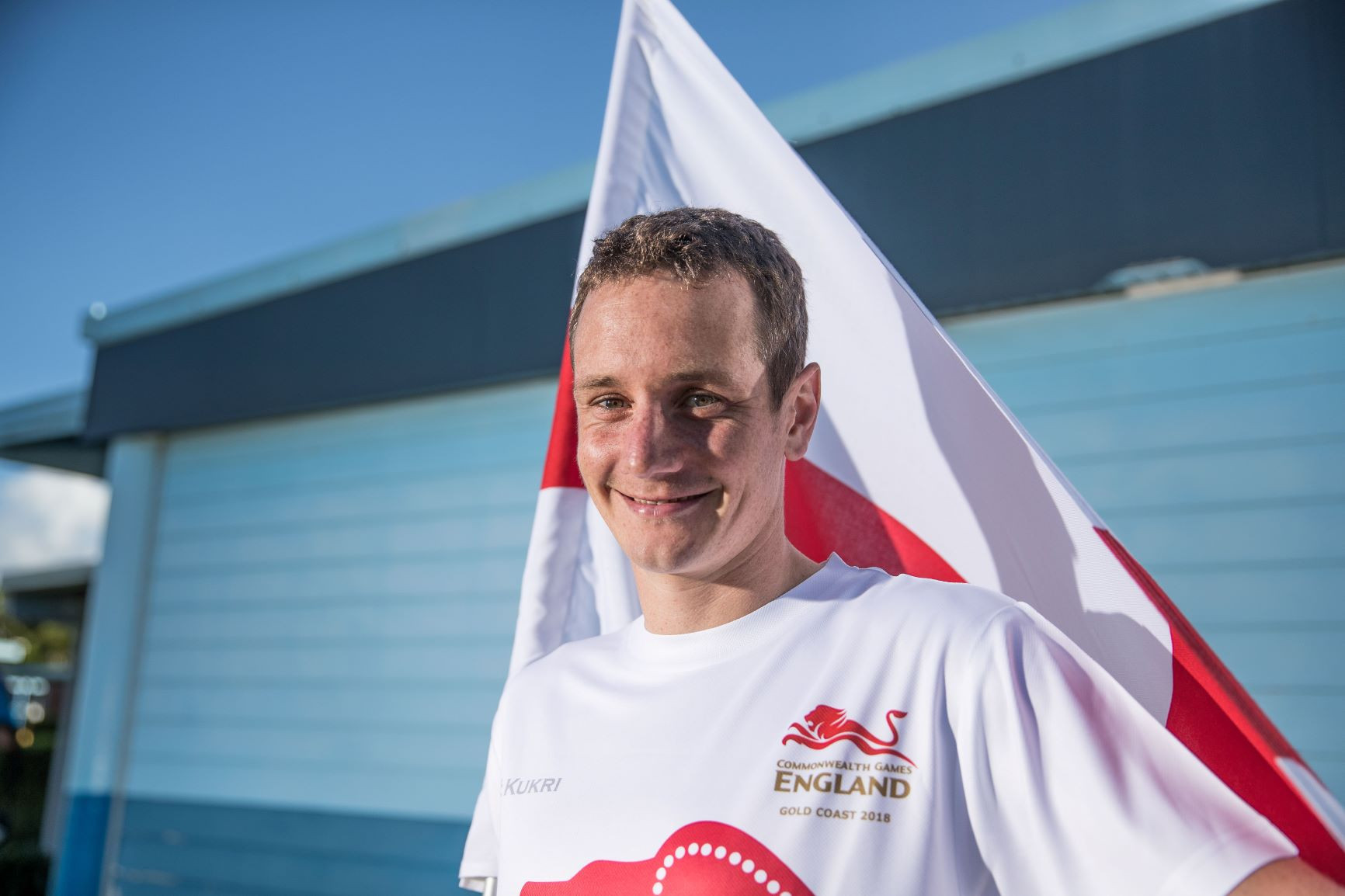 Brownlee leads names announced for Birmingham 2022 Athletes' Committee