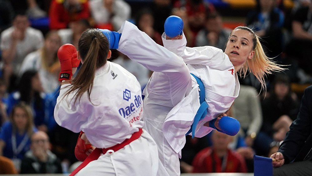 Quest to lead Tokyo 2020 Olympic karate standings intensifies