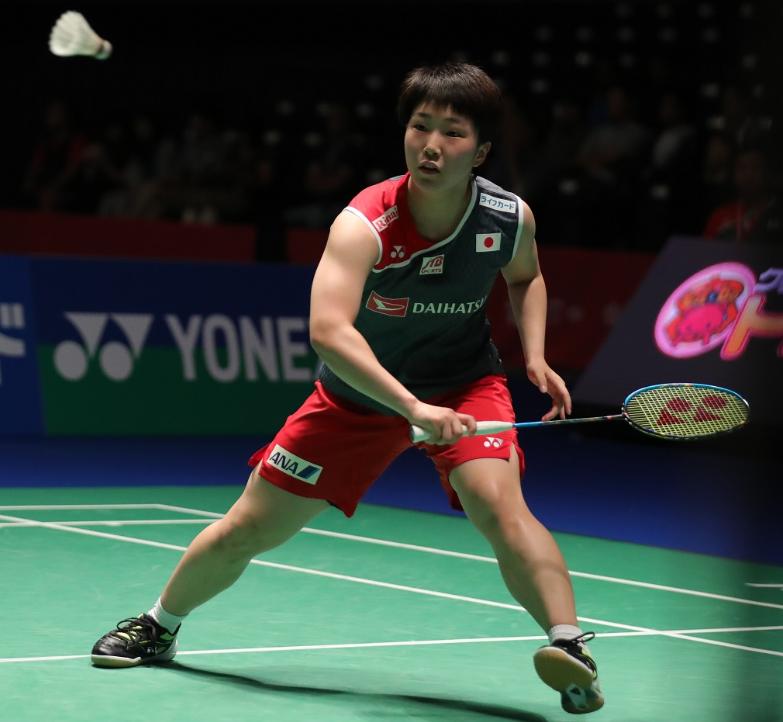 Akane YAMAGUCHI will play Kim Na Yeong ©BWF
